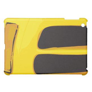 Vintages abstraktes Auto-Detail iPad Mini Hülle