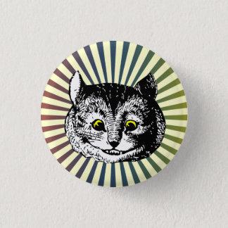 Vintages Alice im Runder Button 3,2 Cm
