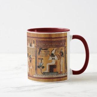 Vintages altes Ägypten Tasse