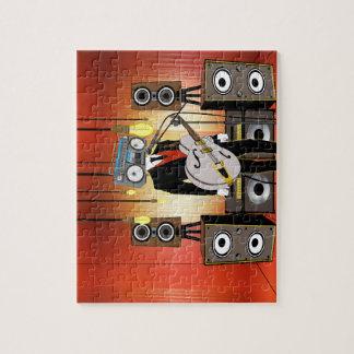 Vintages Audiophile Puzzle