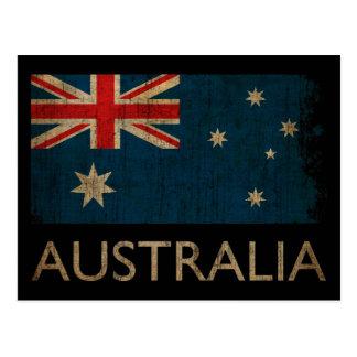Vintages Australien Postkarte