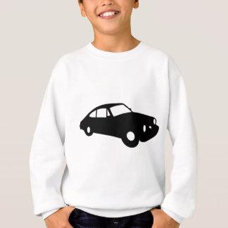 Vintages Auto des Rennens 911 Sweatshirt