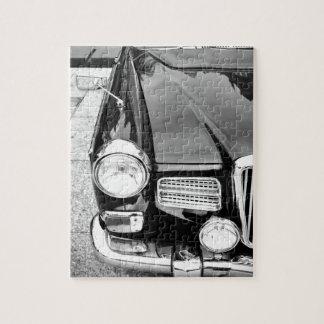 Vintages Auto Puzzle