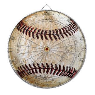 Vintages Baseball-Pfeil-Brett für Ihre Mann-Höhle Dartscheibe