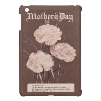 Vintages Bild der Replik, Mutter, der Tag der Mutt iPad Mini Etui