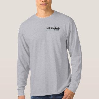 Vintages binnenländisches der Park-Logo-langes T-Shirt