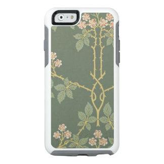 Vintages BlackBerry GalleryHD Williams Morris OtterBox iPhone 6/6s Hülle