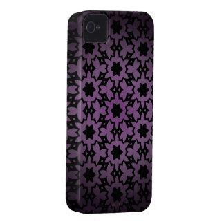 Vintages BlackBerry-mutiger Kasten Case-Mate iPhone 4 Hülle