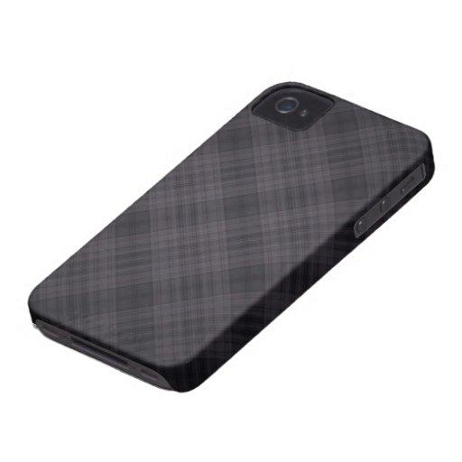 Vintages BlackBerry-mutiger Kasten iPhone 4 Hüllen