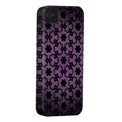 Vintages BlackBerry-mutiger Kasten iPhone 4 Etuis