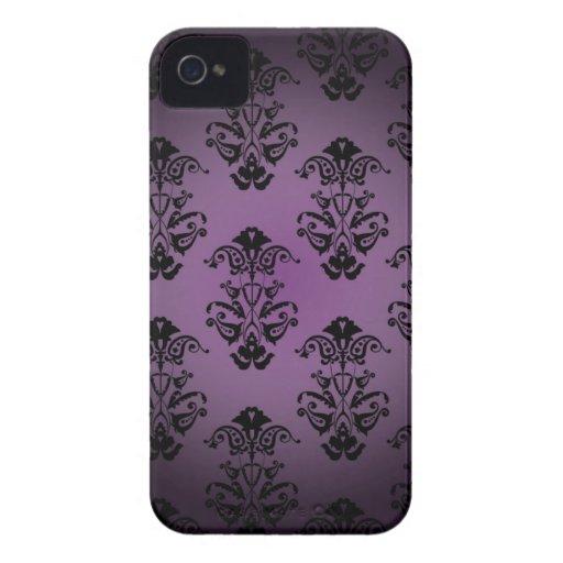 Vintages BlackBerry-mutiger Kasten iPhone 4 Cover
