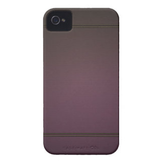 Vintages BlackBerry-mutiger Kasten iPhone 4 Hülle