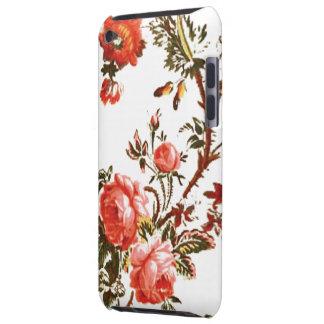Vintages Blumen iPod Touch Case