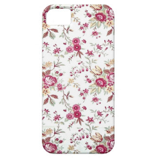 Vintages Blumen Schutzhülle Fürs iPhone 5