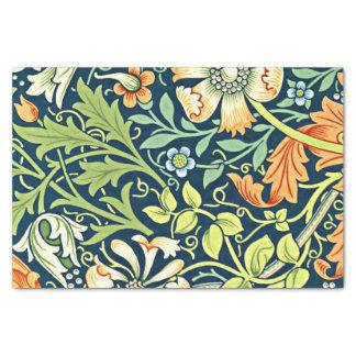 Vintages Blumenmuster Williams Morris, Compton Seidenpapier