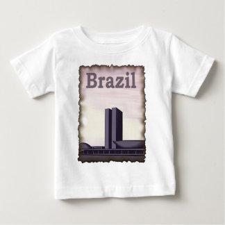Vintages Brasilien Baby T-shirt