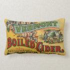 Vintages Brattleboro Gelee gekochter Apfelwein Lendenkissen