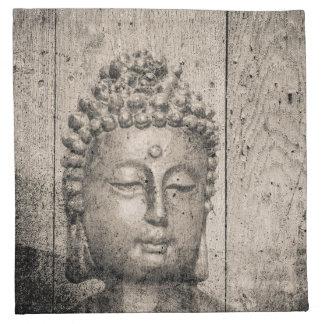 Vintages Buddha-Yoga Serviette