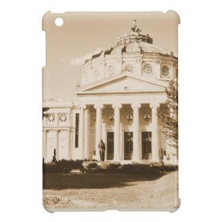 Vintages Bukarest iPad Mini Hülle