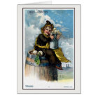 Vintages c Gruss aus 1900 Muenchen Litho Karte
