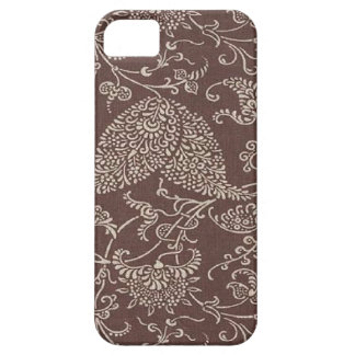 Vintages Case-Mate Browns Paisley iPhone 5 Etui Fürs iPhone 5