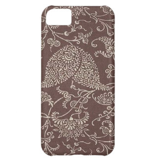 Vintages Case-Mate Browns Paisley iPhone 5 iPhone 5C Hülle