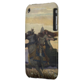 Vintages Case-Mate iPhone 3G-3GS König-Arthur 1 iPhone 3 Hüllen