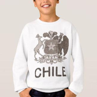 Vintages Chile-Wappen Sweatshirt