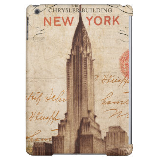 Vintages Chrysler-Gebäude in New York