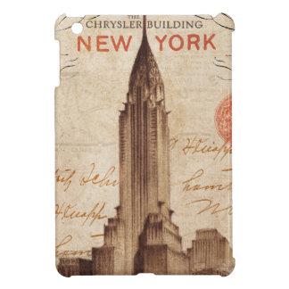Vintages Chrysler-Gebäude in New York iPad Mini Hülle