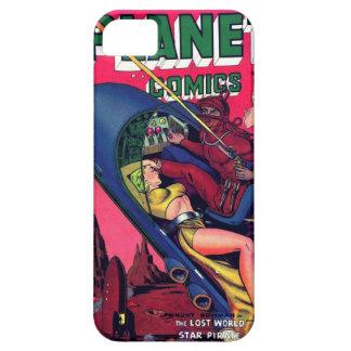 Vintages Comic iPhone 5/5S, kaum dort iPhone 5 Cover