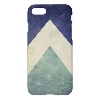 Vintages Dreieckmuster iPhone 8/7 Hülle