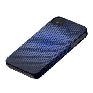 Vintages Druck-BlackBerry-mutiger Kasten iPhone 4 Case-Mate Hülle