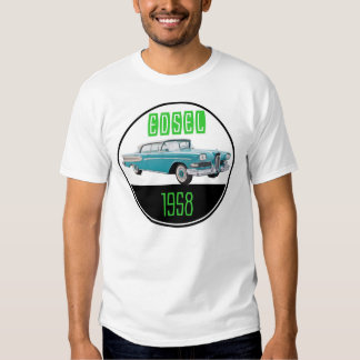 Vintages Edsel Logo 1958 Tshirt