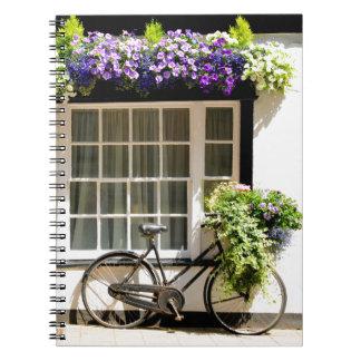 Vintages Fahrrad Notizblock