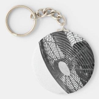 Vintages Fan keychain Schlüsselanhänger