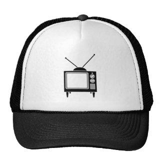 Vintages Fernsehen Netzcap