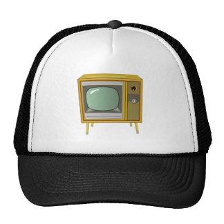 Vintages Fernsehen Retromütze
