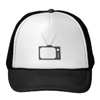 Vintages Fernsehen Retrokultmützen