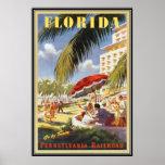 Vintages Florida, USA - Poster