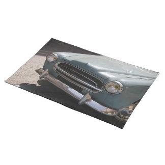 Vintages französisches Auto Tischset