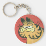 Vintages Garfield, keychain Schlüsselband