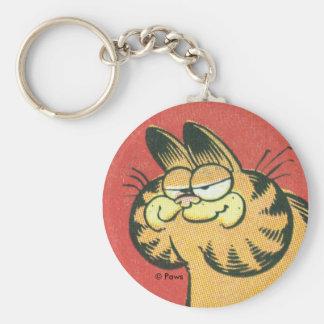 Vintages Garfield keychain Schlüsselband