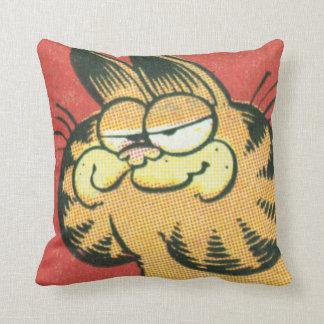 Vintages Garfield Kissen
