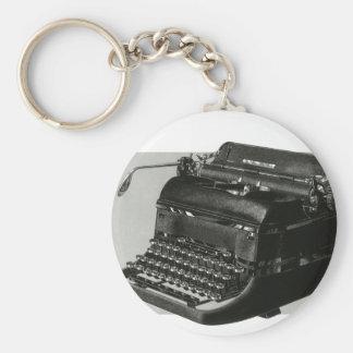 Vintages Geschäft, antike Schlüsselanhänger