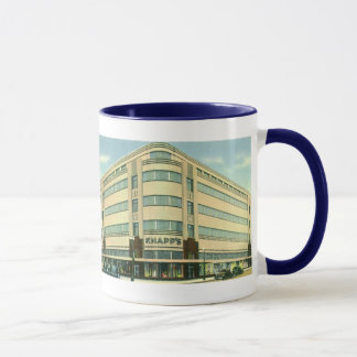 Vintages Geschäft, Knapps Abteilungs-Speicher Tasse