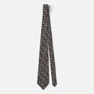 Vintages Geschäft, Lohn-Telefon-Telefon-Schlosser Krawatte