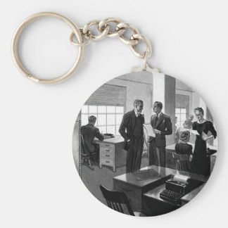 Vintages Geschäft, Schlüsselanhänger