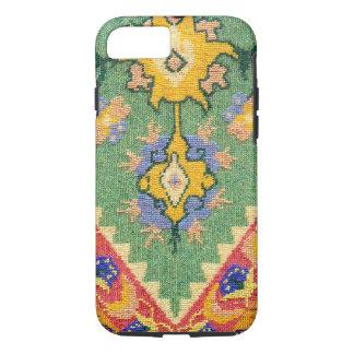 Vintages gesponnenes viktorianisches Gewebe iPhone 8/7 Hülle