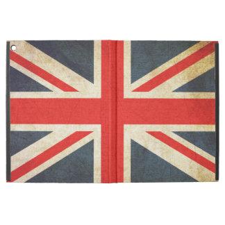 Vintages Gewerkschafts-Jack-britisches Flagge iPad